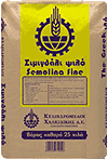 Semolina Fine - hard wheat semolina