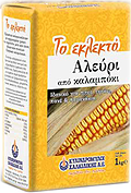 THE FINE WHEAT - Corn flour