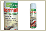 Formatto-Vegetable oil spray