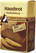 Hausbrot-House bread mix