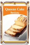Queens Creme Cake Vanilla mix